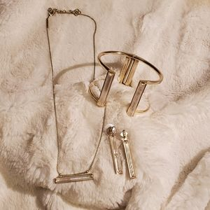 3 piece Kendra Scott jewelry set